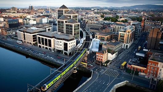 Ireland beats China, India to grow by 7.8% in 2015