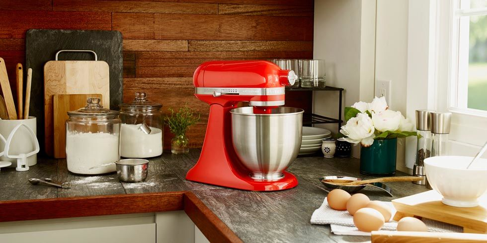 KitchenAid Is Coming Out With a New Mini Stand Mixer