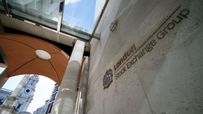 London Stock Exchange and Deutsche Boerse agree merger