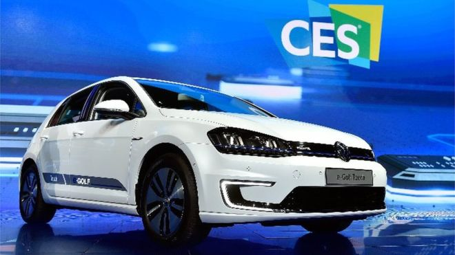 Volkswagen recall is third electric car call-back in a month