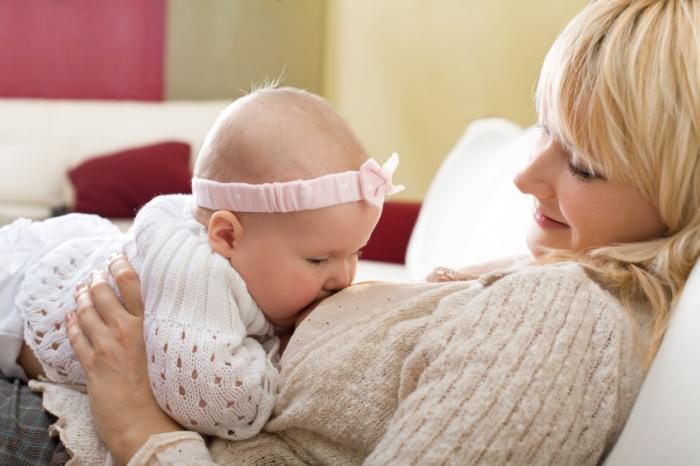 Gut microbiota development driven by specific enzyme in breast milk