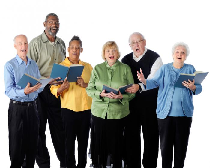 Singing improves Parkinson's symptoms and quality of life