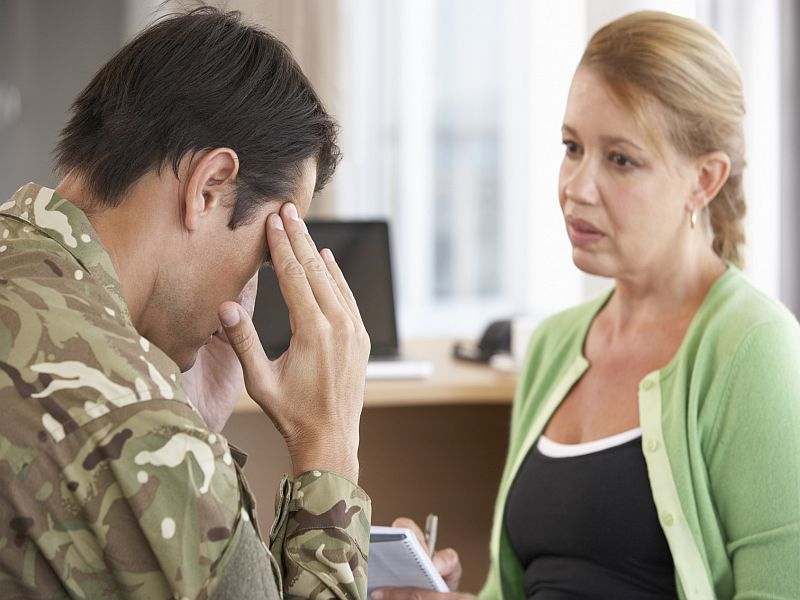 Study: Many vets have suicidal thoughts, need more help from VA
