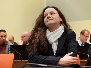 Alleged neo-Nazi terrorist had links to German secret service