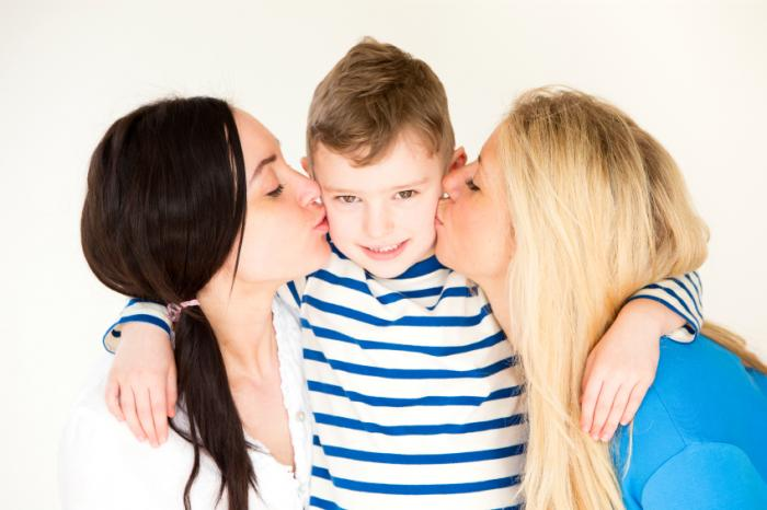 Health, well-being no different for children raised in same-sex parent families