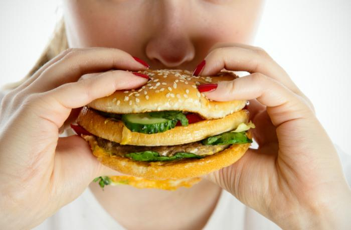 High levels of phthalates detected in people who eat fast food
