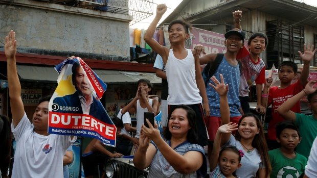 Why the Donald Trump of The Philippines is heading for victory