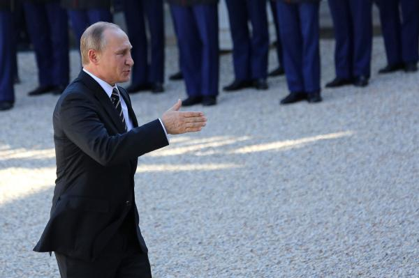 China building electricity ties to Russia, Putin says