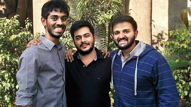 MBA trio starts campaign improve rural education through technology