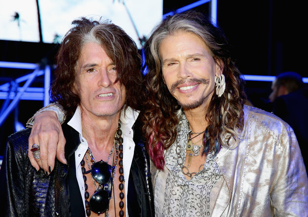 Steven Tyler Says He Just Wants Joe Perry To Live After Latest Health Scare