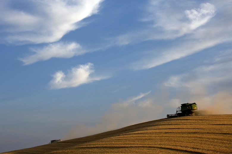 Latest Washington real-estate gold rush: farms