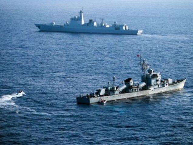 China, Russia to highlight military ties with SCS drills