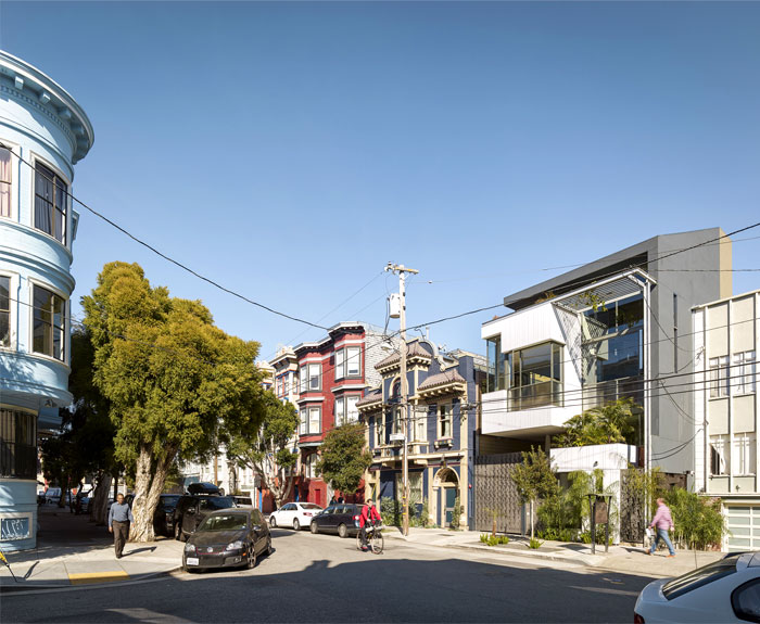 San Francisco Contemporary Urban Project by Kennerly Architecture & Planning
