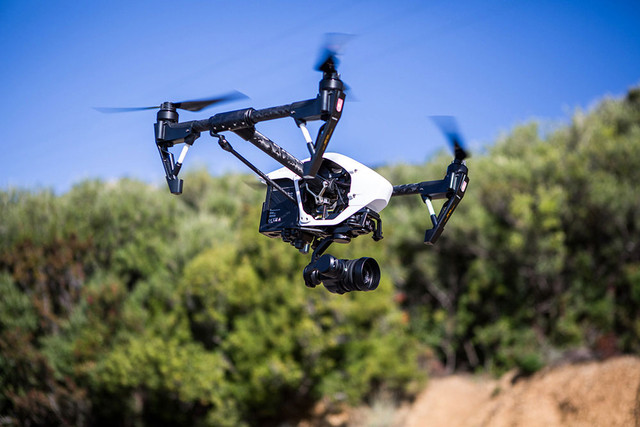 DJI's latest update allows verified drone users to bypass its No-Fly technology