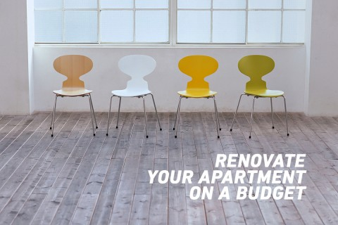 10 Quick Tips for Renovating Your Apartment on a Budget