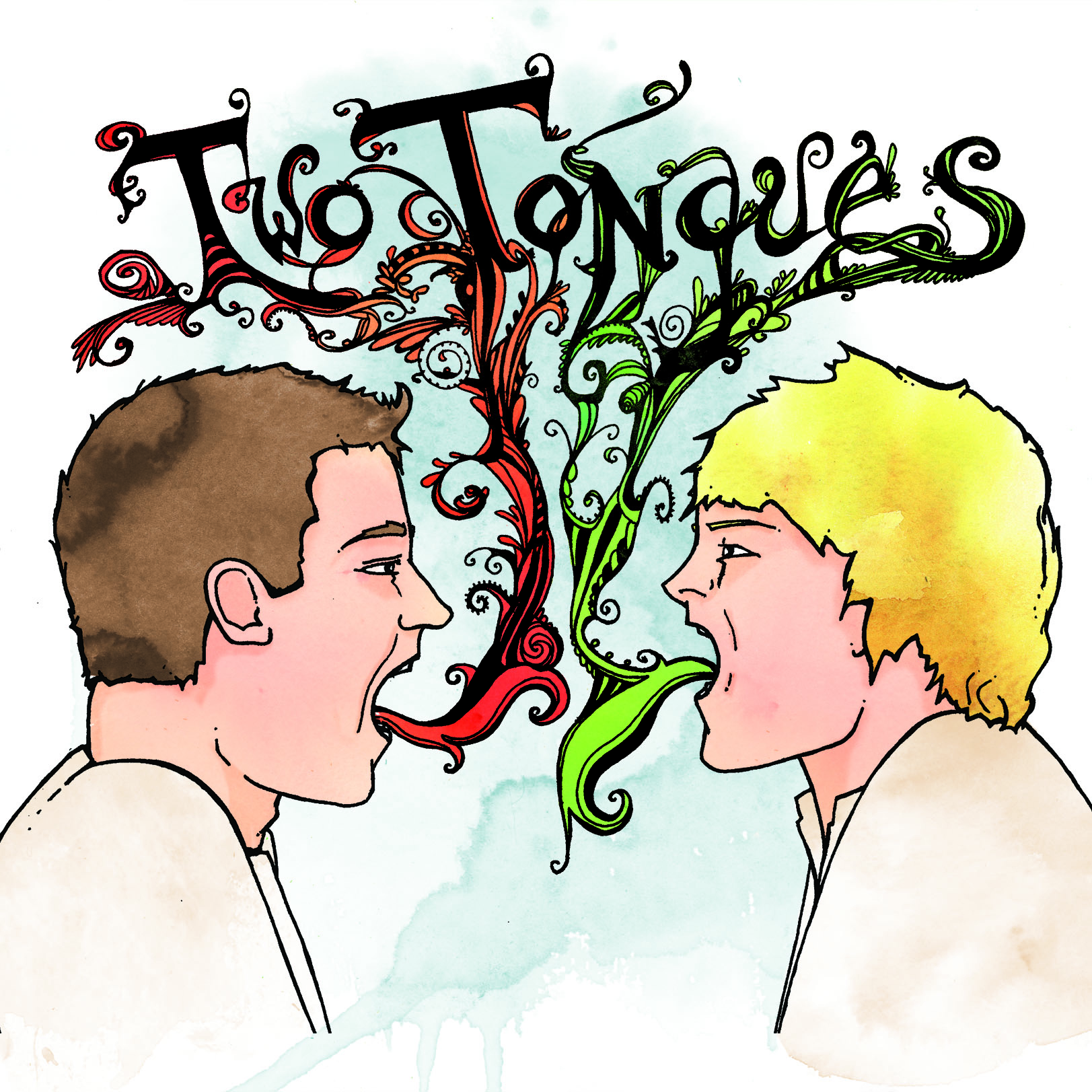 Two Tongues (Saves the Day/Say Anything) going on first tour, planning new album