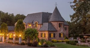 The latest in Silicon Valley real estate: Your own chateau