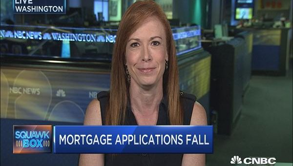 Mortgage applications fell 4% even as rates sit near record lows