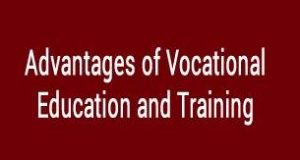 [Series III] Advantages of vocational education and training