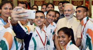 Narendra Modi's 'Make in India' enters Rio Games village