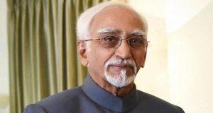 Education instrumental for personal, political development: Vice President Hamid Ansari