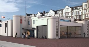 Building Work Starts on Bridlington's Lifeboat Station