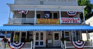 Boonville Hotel: From opera house to Art Deco surprise
