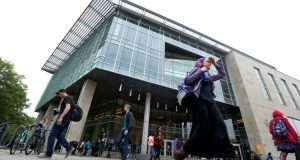 AP PHOTOS: College libraries reinvented for digital age