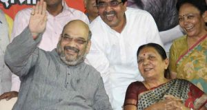 Anandiben Patel slams Amit Shah and he shows her who's boss