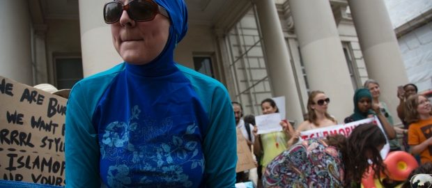 France's burkini ban overturned by highest court