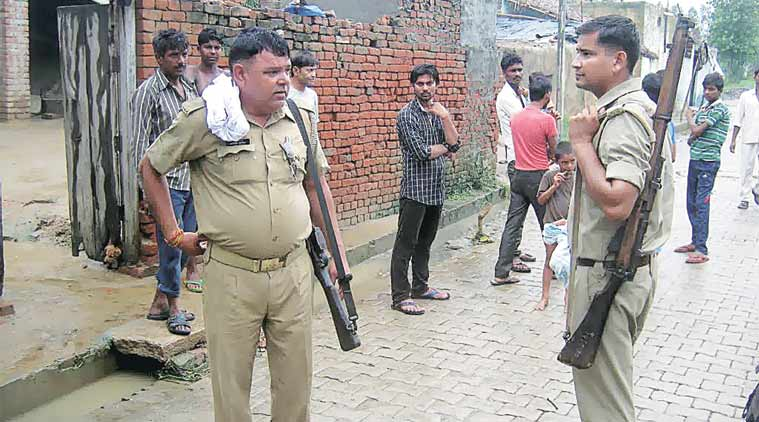 UP mob attacks Muslim home, owner held for 'cow slaughter'