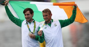 Irish brothers gave an amazing interview after winning their country's first medal in rowing