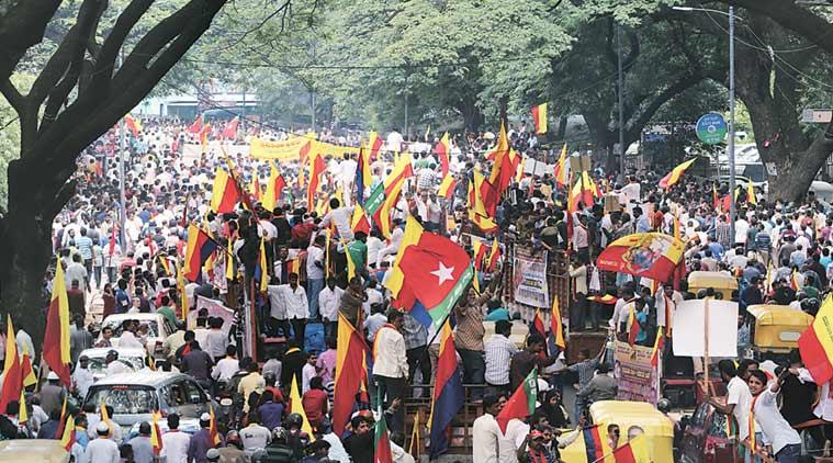 Protests against Mahadayi verdict rock Karnataka
