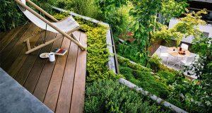 Hilgard Garden – An Extended Outdoor Living Space