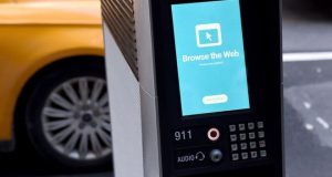 'Lewd acts' force changes to New York wi-fi kiosks