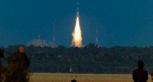 GSLV-F05 lobs advanced weather satellite INSAT-3DR into orbit