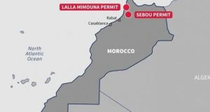 Moroccan gas work returns after seismic event