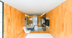 Modern Design for Compact Apartment in Multicultural Shanghai
