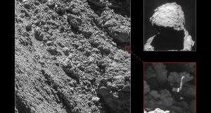 Missing comet lander Philae spotted at last: ESA (Update 2)