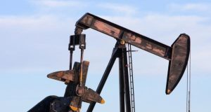 Texas oil production up slightly from last year