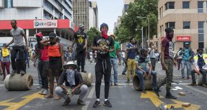 Students Clash With Police in South Africa Over the Escalating Cost of Education