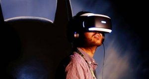 Sony enters virtual reality race with PlayStation VR headset