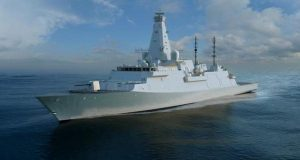 BAE to start production of U.K.'s Type 26 Global Combat Ships next summer