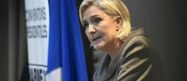 France's Le Pen calls for end to public education for illegal immigrants