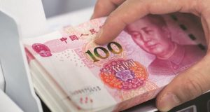 China's yuan set to have biggest annual loss since 1994