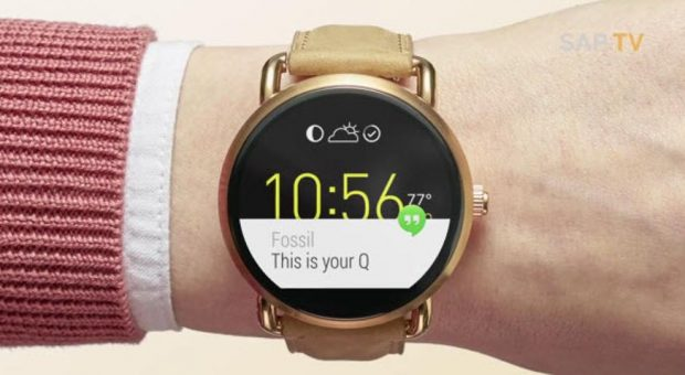 Fossil's Path to Personalization is Paved with Technolo
