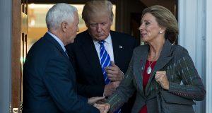 Does Trump's education pick want to 'advance God's Kingdom' using schools?