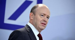 Deutsche Bank's CEO says technology will be key to banking in the next five years