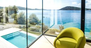 Residential Villa with Sea View by Ecoing