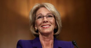 The Betsy DeVos Hearing Was an Insult to Democracy